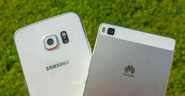 Um tribunal chinês em Shenzhen decidiu que a Samsung violou as patentes da Huawei.