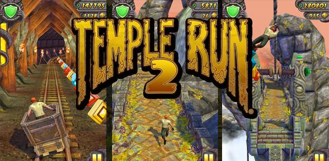 Temple Run 2 v1.46.0 Mod Apk Offline Terbaru (Free Shopping)