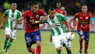 Atlético Nacional vs Deportivo Pasto