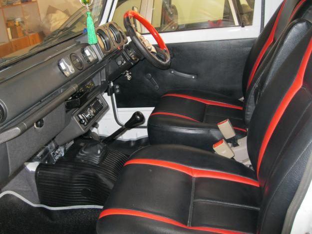 Images of Maruti Gypsy Interior - www industrious info