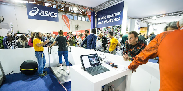 35° firenze marathon - Expo technical Area