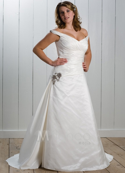 Pinkbizarre Plus Size Wedding Dress Designer