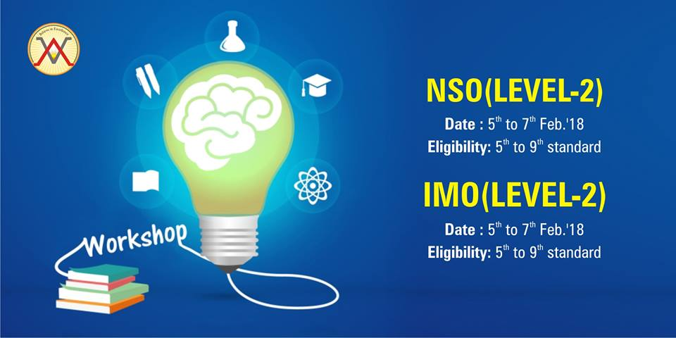 Info About All Exams: NSO & IMO Level-2 Exam preparation Workshop