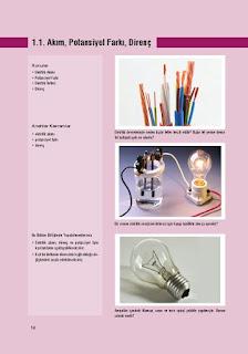 10. Sınıf Fizik Ders Kitabı Cevapları Berkay Yayınları Sayfa 14