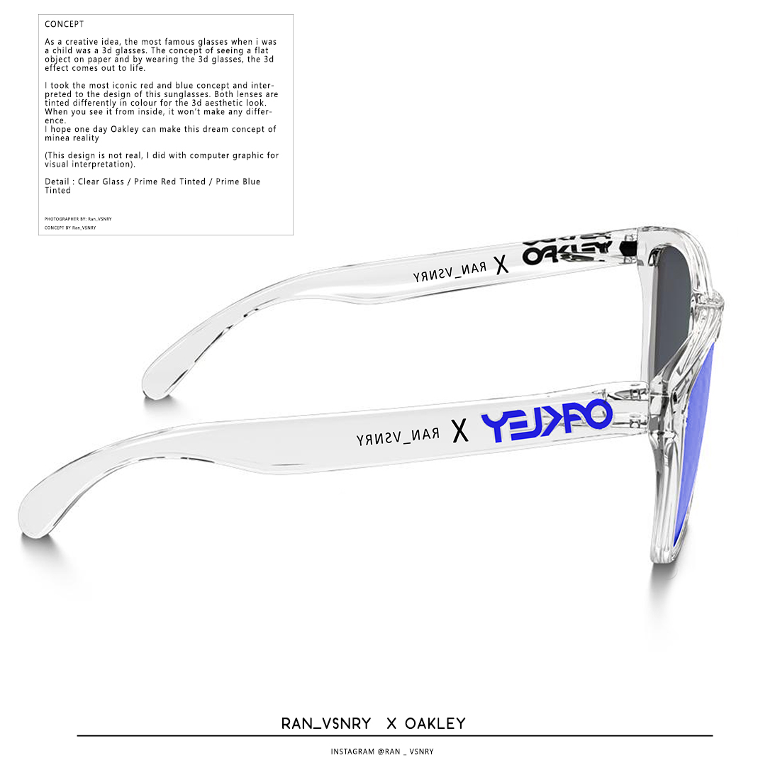 oakley glasses design  if i even design : oakley glasses