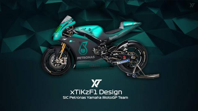 Launching Livery SIC Yamaha Untuk Musim 2019