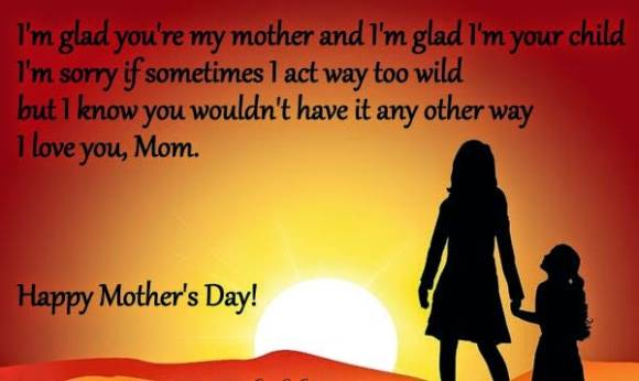 Mothers Day Cards For Wife 2017