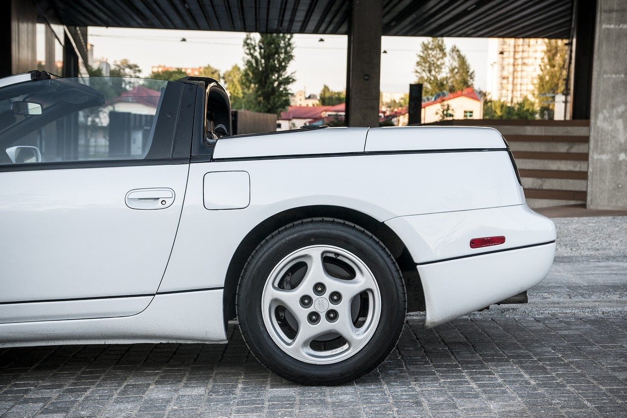 Nissan 300ZX Z32 kabriolet, convertible, cabrio