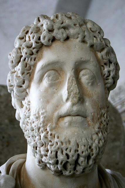 Commodus - glyptothek münchen