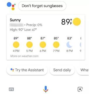 Cara Mengaktifkan/ Memakai OK Google pada Oppo A83