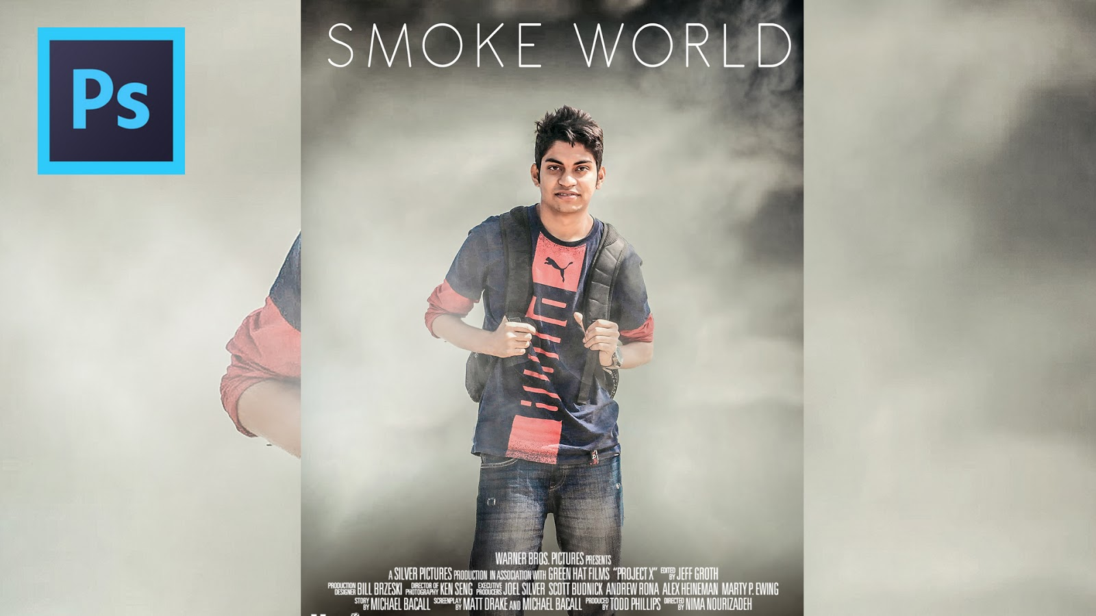 Photoshop tutorial how to create smoky effects movie poster in photoshop tutorial how to create smoky effects movie poster in photoshop baditri Gallery