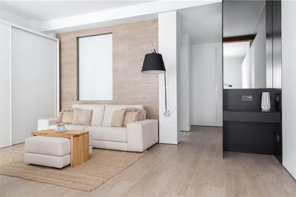 Ideas To Decorate In White And Wood 5
