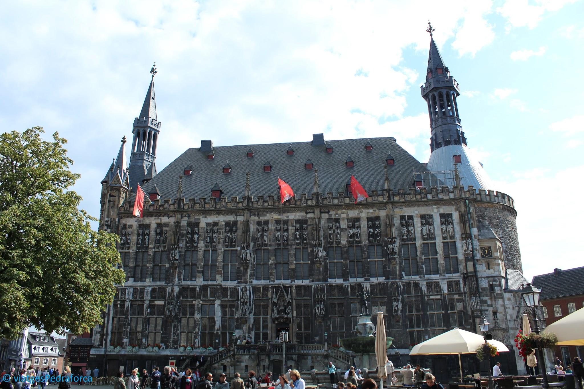 Alemanya, els millors monuments del gòtic civil