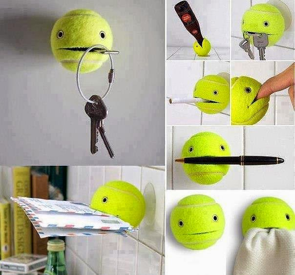 pelotas de tennis