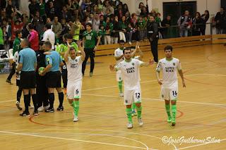 Sporting Vence Jogo Em Atraso No Futsal