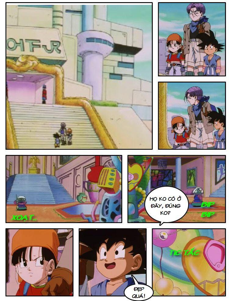Dragon Ball GT chap 6 - Trang 20