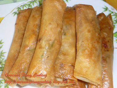 Fried Vegetable Roll