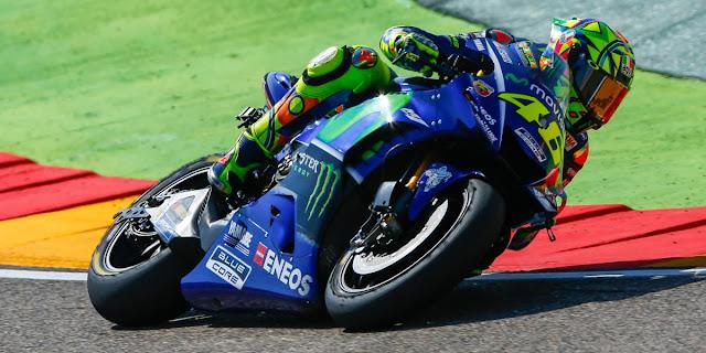 MotoGP Aragon 2017: Menunggu Kejutan Lain Valentino Rossi