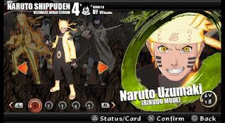 Naruto Ultimate Ninja Mod 9