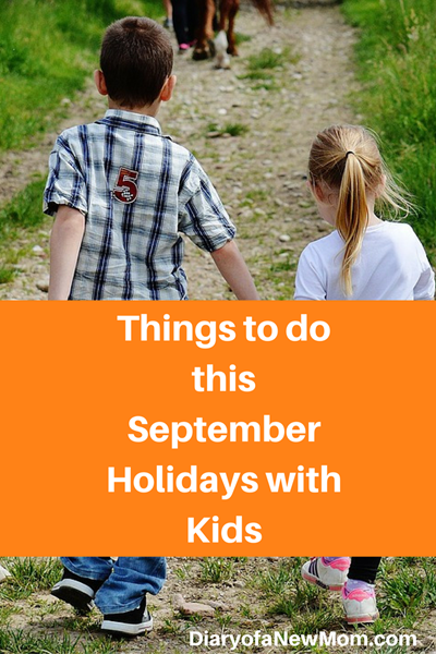 Fun Things to do this September Holidays with Kids-Singapore