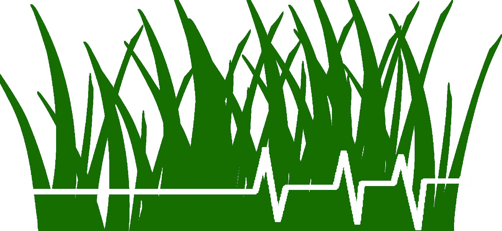 lawn care logo template