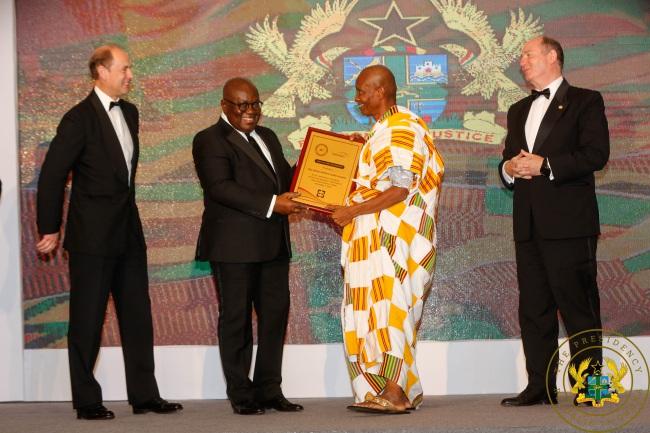 Remarks By President Akufo-Addo At The 13th Duke Of Edinburgh International Award Forum