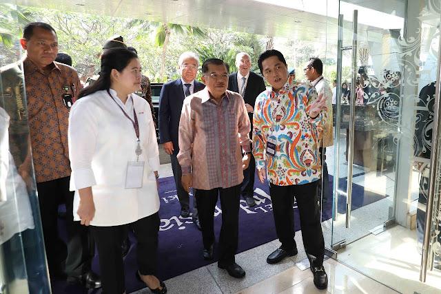 OCA : Indonesia Siap 100% Gelarkan Asian Games 2018