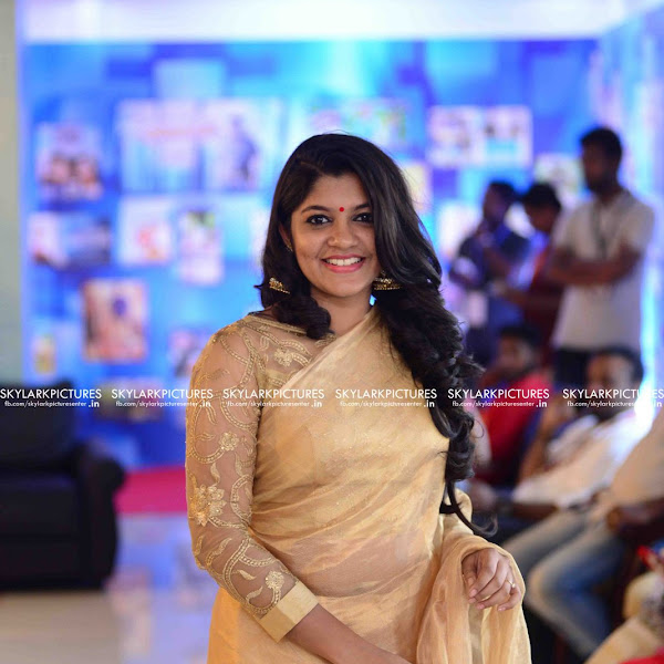 Aparna Balamurali latest photos from 19th Asianet Film Awards