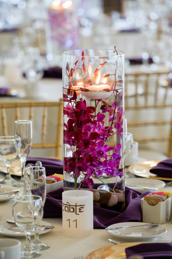 Purple And Gold Centerpieces For Gala Simple Minimalist Home Ideas U2022 Rh Horux Co Flower