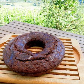 chestnut banana bread