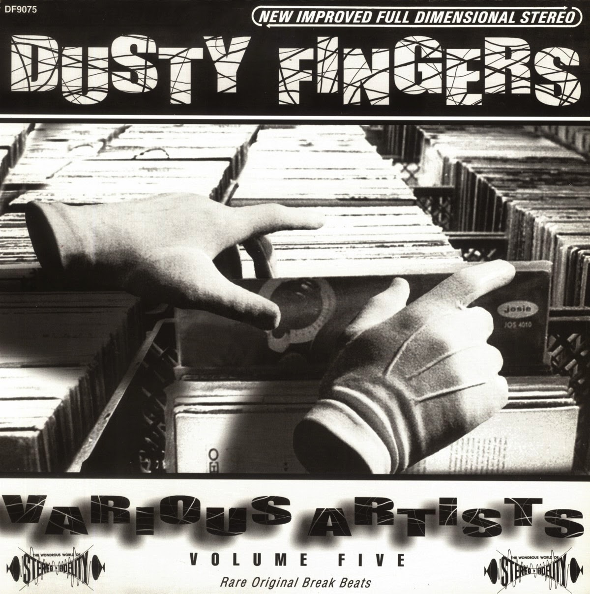 dusty fingers vol 5