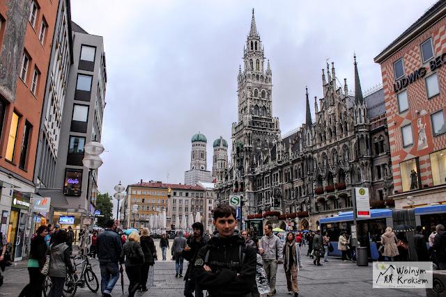 Monachium ratusz