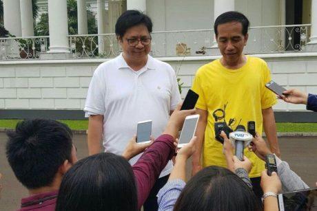 Golkar Akui Dukung Jokowi tak Punya Efek Elektabilitas ke Partai