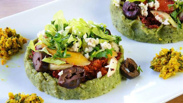 Restaurantes veganos em Roma