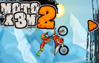 MotoX3M 2 Awesome Action Racing Motocross Online Games Free Play
