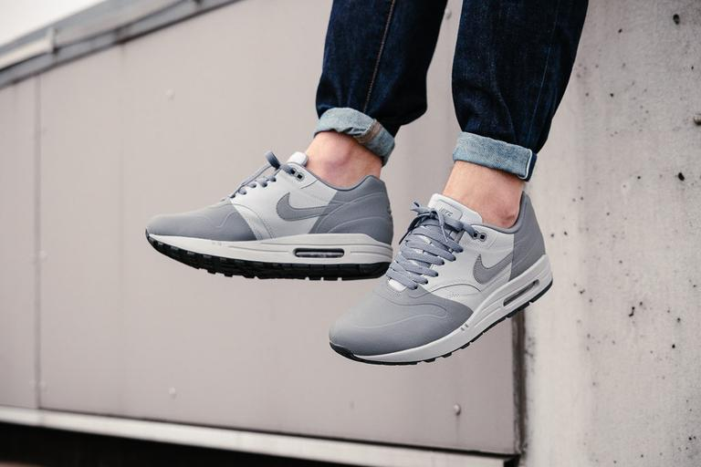 separation shoes d109e 23061 NIKE AIR MAX 1 PREMIUM SE (WOLF GREY   COOL GREY - ANTHRACITE)