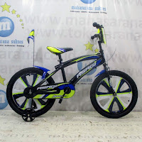 18 sepeda anak bmx asagi