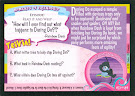My Little Pony Another Day Another Dungeon Series 1 Trading Card