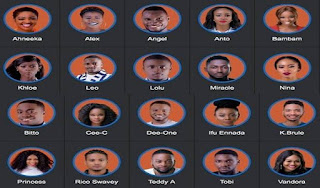 #BBNaija: See How The Housemates Were Punished For Breaking Rules (Video)