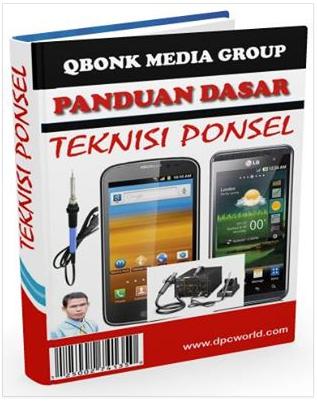 Buku Panduan teknisi ponsel terbaru