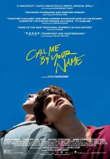 """Carátula del DVD: """"Call Me by Your Name"""""""