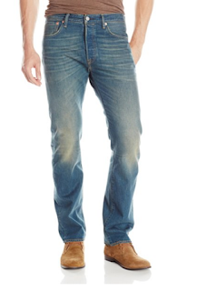 Levi's men's 501 common-fit Jean BUY NOW $18.48 shoptoma