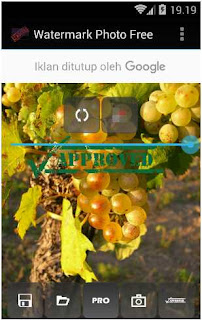 Aplikasi Watermark Photo Free