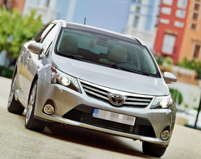 Toyota Avensis 2018 Redesign