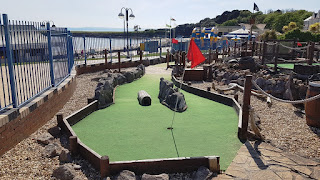 Smuggler's Cove Adventure Golf at Barry Island