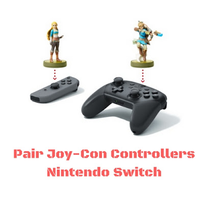 Nintendo Switch How Many Controllers Can Connect