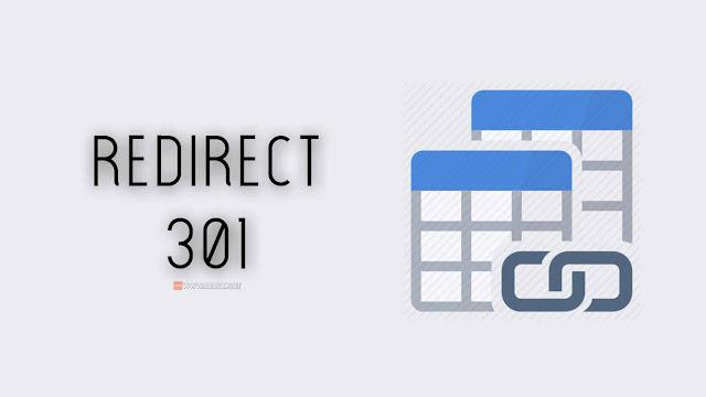 redirect 301 dari blog lama ke blog baru
