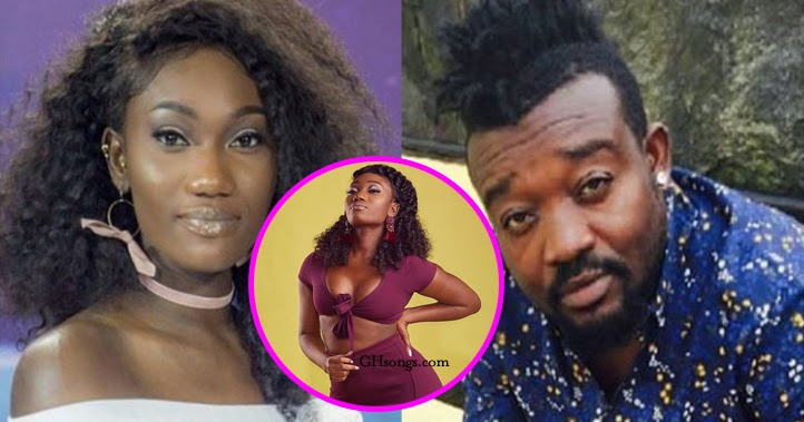 LEAKED: Wendy Shay Caught Naked In Bed With Bullet