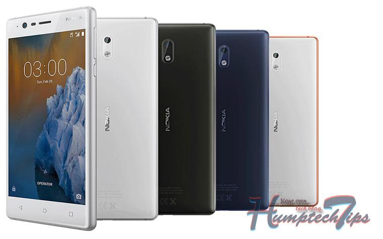 Nokia 3 by HMD Globals