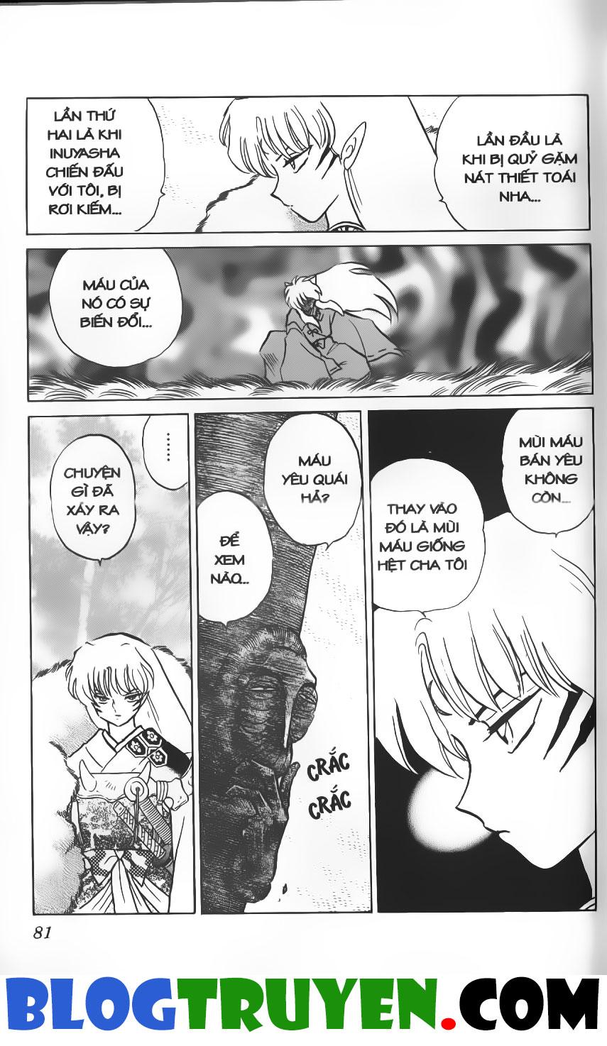 Inuyasha vol 19.5 trang 6